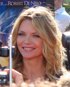 """Michelle Pfeiffer 2007"" by Jeremiah Christopher - Licensed under CC BY 2.0 via Wikimedia Commons"